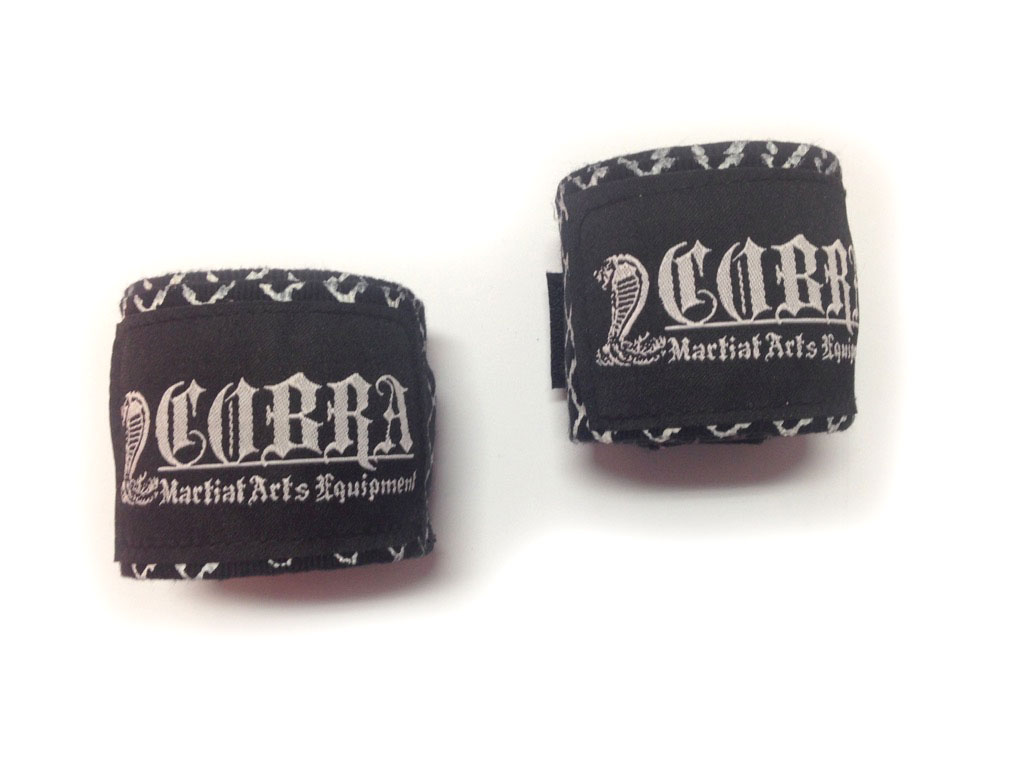 COBRA Hand Wrap CAGE バンテージ 400cm