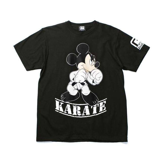 Mickey Mouse KARATE TEE
