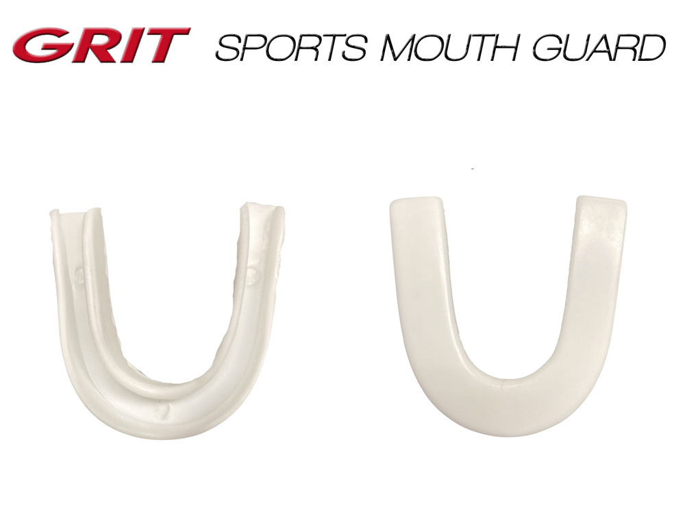 GRIT SPORTS MOUTH GUARD WHITE