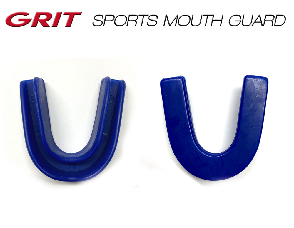 GRIT SPORTS MOUTH GUARD BLUE