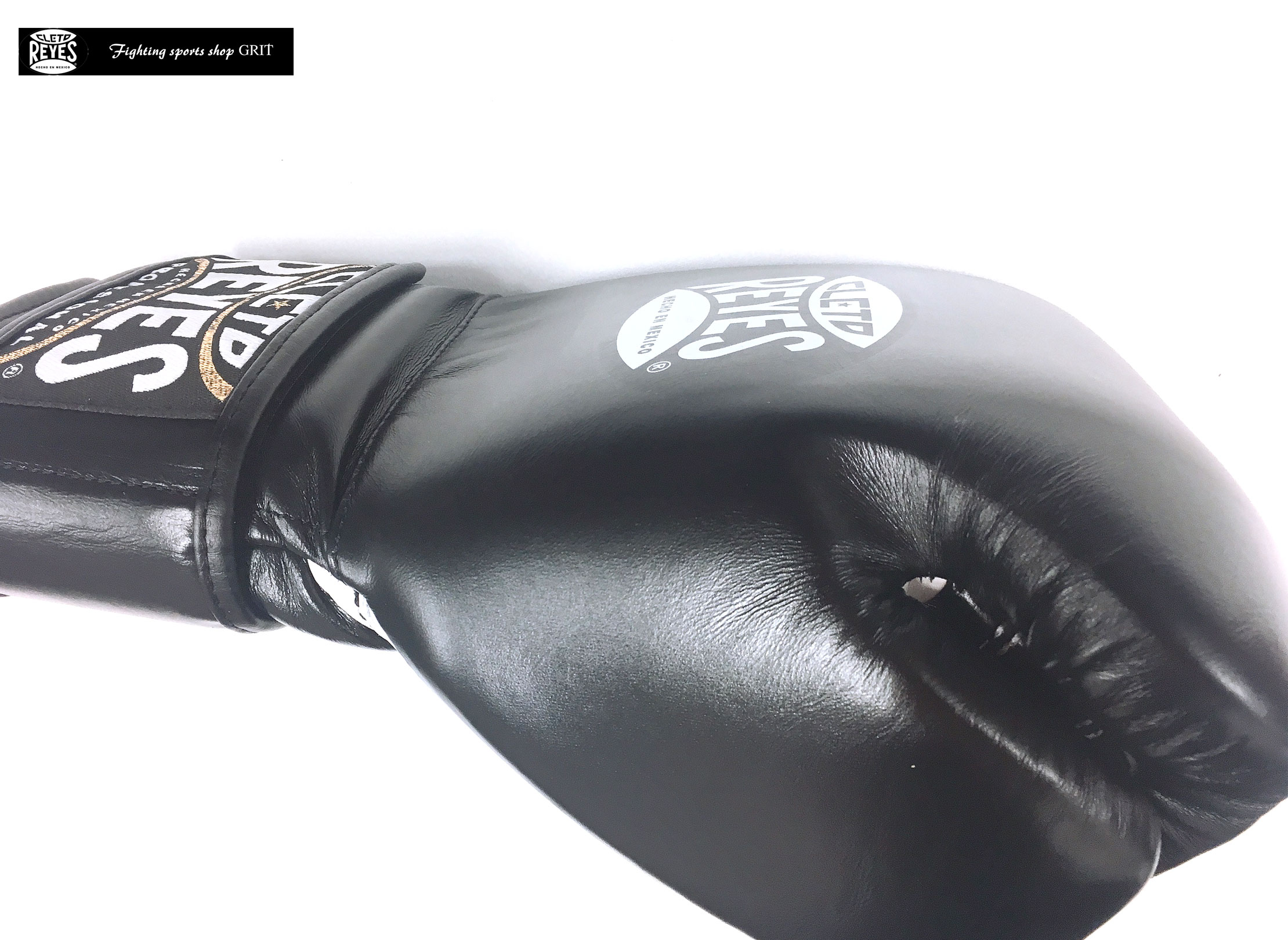 REYES TRAINING GLOVES BLACK