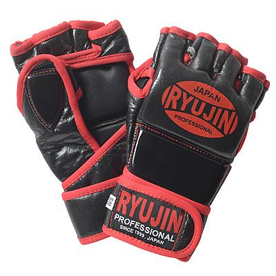RYUJIN 5 oz MMA GLOVE (本革製)