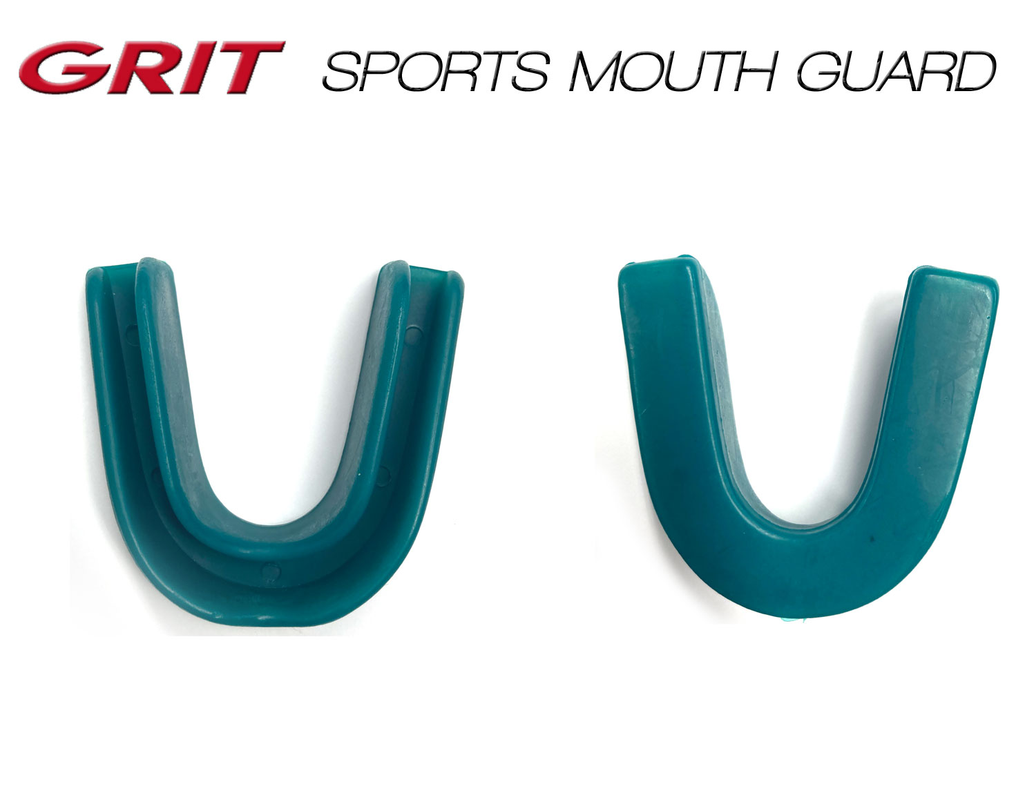 GRIT SPORTS MOUTH GUARD GREEN
