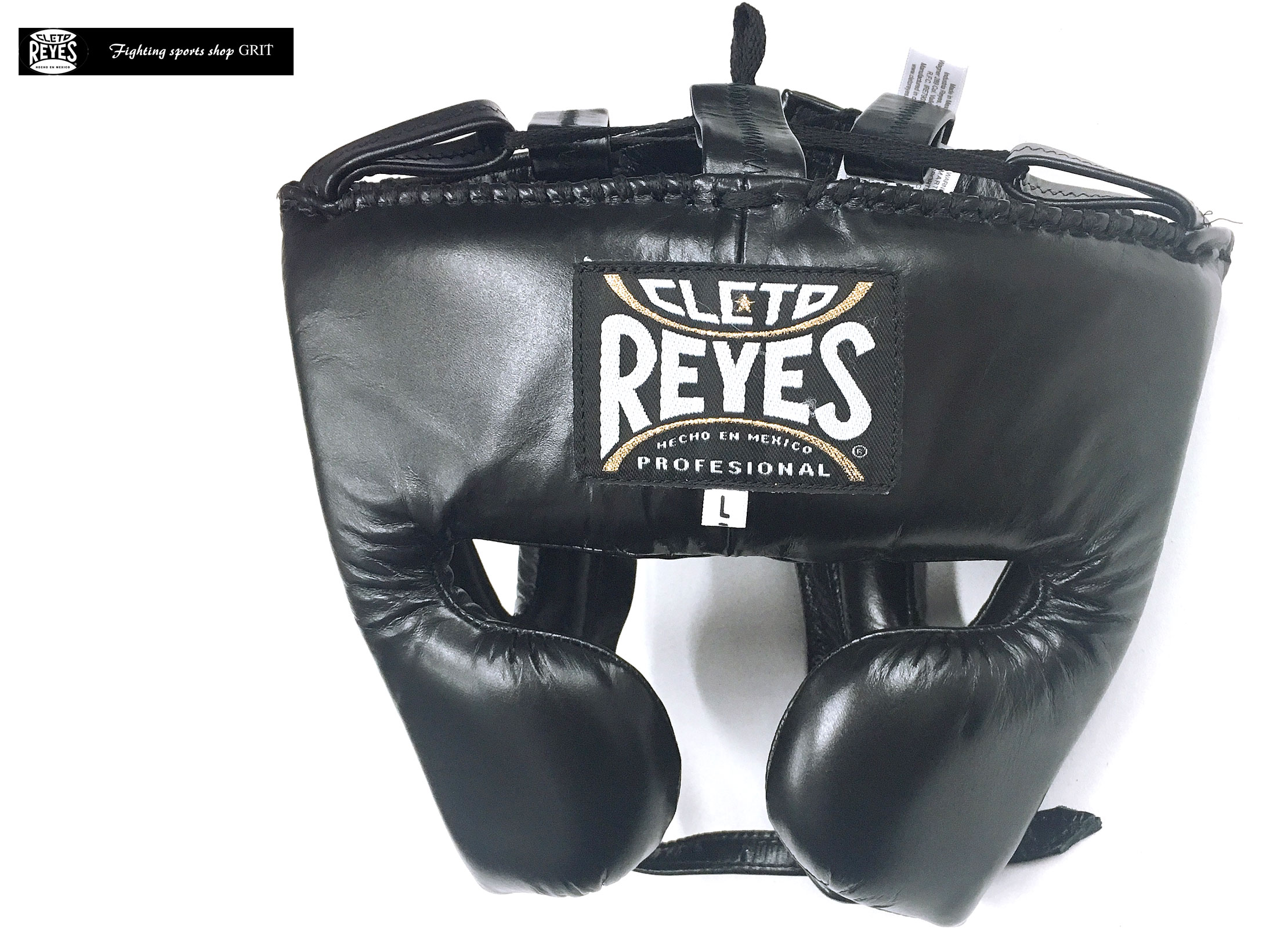 REYES Headgear with cheek protectors