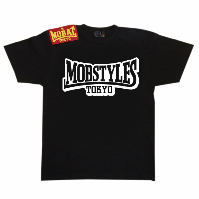 MOBSTYLES LOGO DRY TEE(ドライTシャツ)