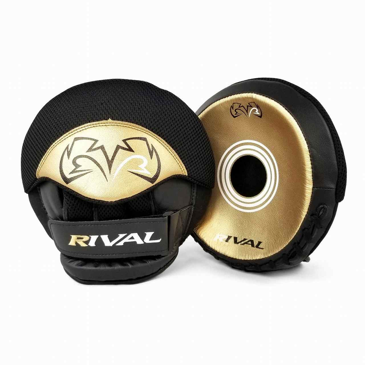 RIVAL RPM5 PARABOLIC PUNCH MITTS 2.0