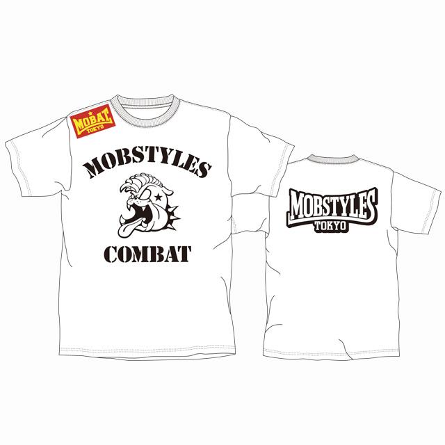 MOBSTYLES COMBAT TEE(ドライTシャツ)