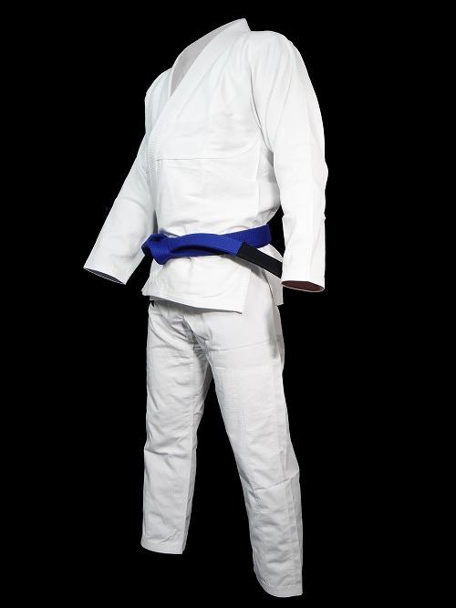 BULLTERRIER 柔術衣 ウルトラライトZero 白