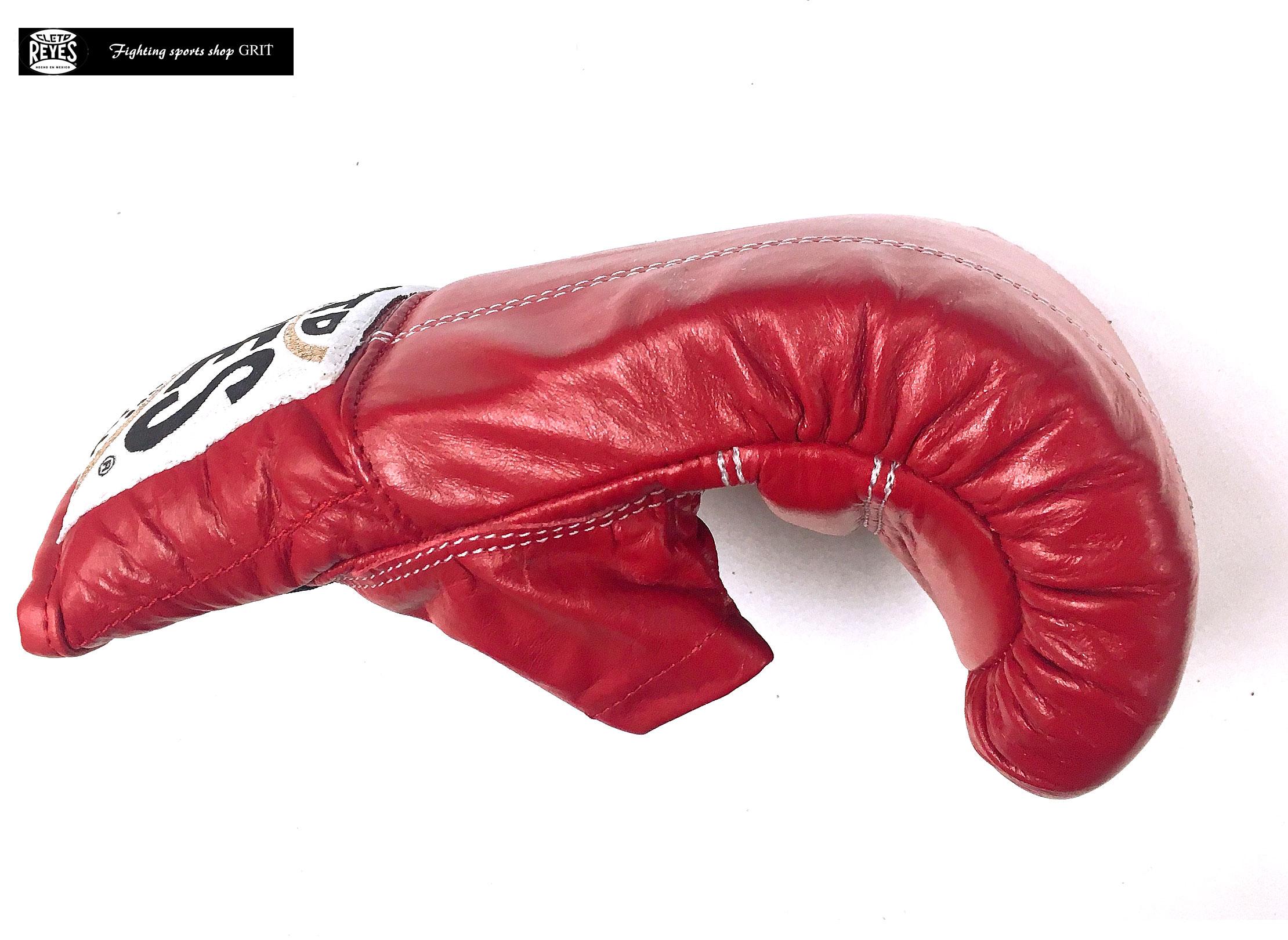 REYES Bag Gloves Red