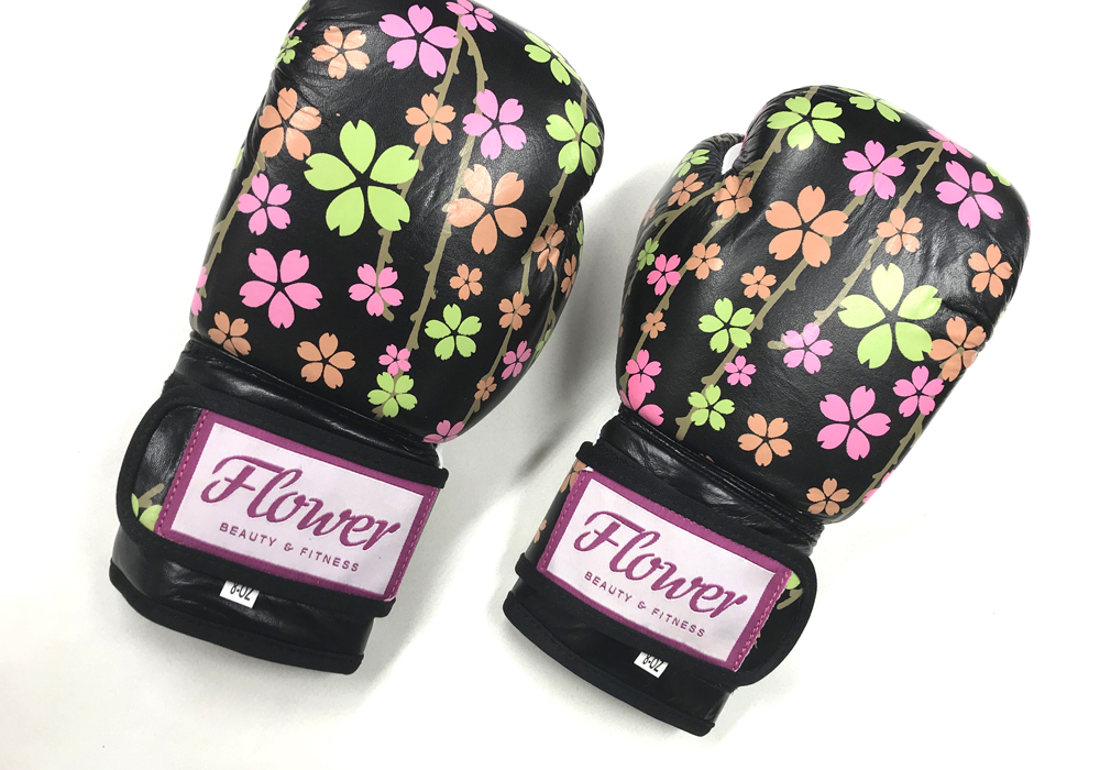 FLOWER BOXING GLOVE U2010 SAKURA