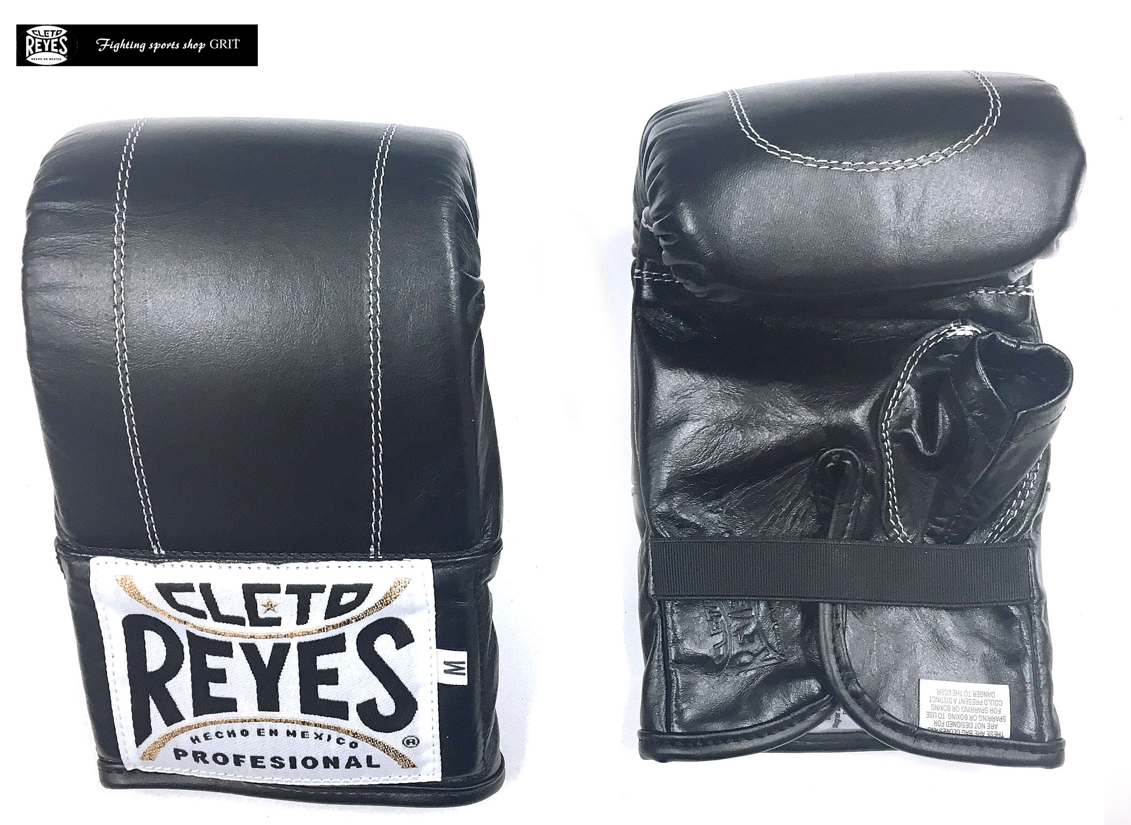 REYES Bag Gloves Black
