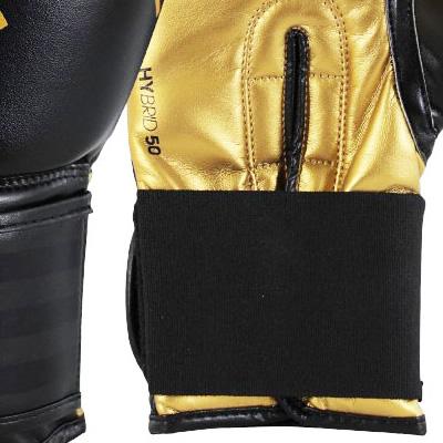 4OZ (キッズ用) アディダス adidasハイブリッド50 FLX 3.0 ボクシンググローブ ゴールド