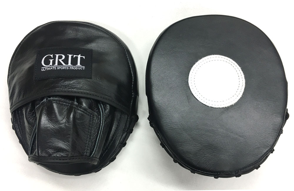 GRIT LEATHER SMALL PUNCH MITTS ※YouTuberファミリータイム愛用モデル