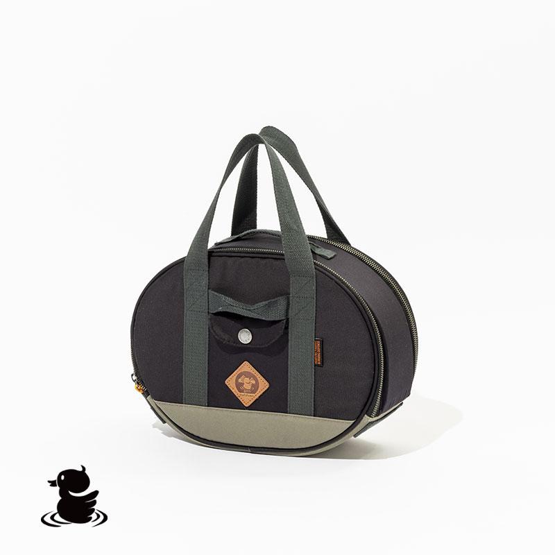 HIASOBI CAMPER DUTCH 8(BLACK)