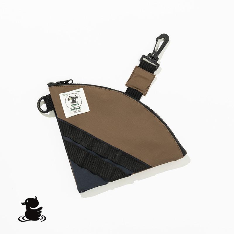 DRIP PAPER BAG(BROWN)