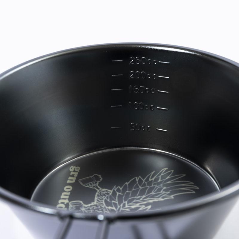 SomAsiera cup somablack  330ml