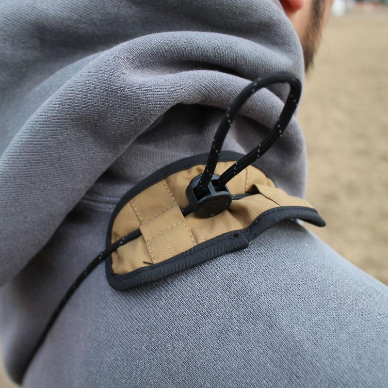 SPIDER CATCH BAG(BROWN)