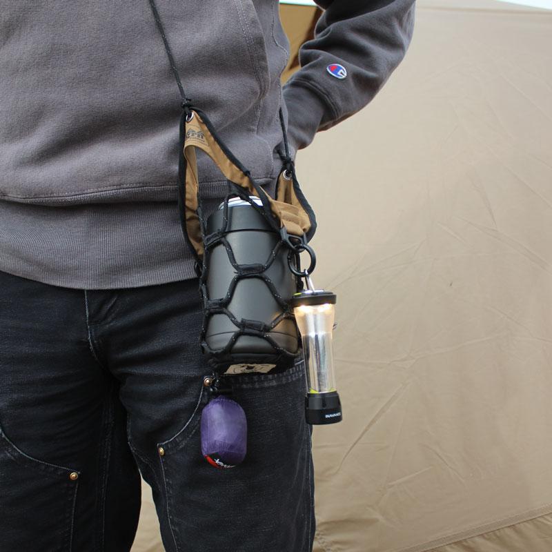 SPIDER CATCH BAG(OLIVE)