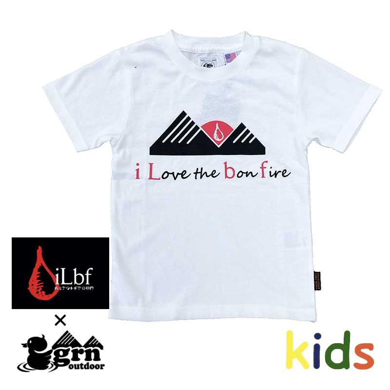 HIASOBI  ILBF CLB TEE(KIDS)(WHITE)