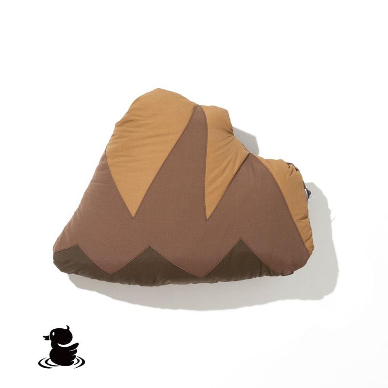 60/40 CUSHION BLANKET MOUNTAIN(OLIVE)