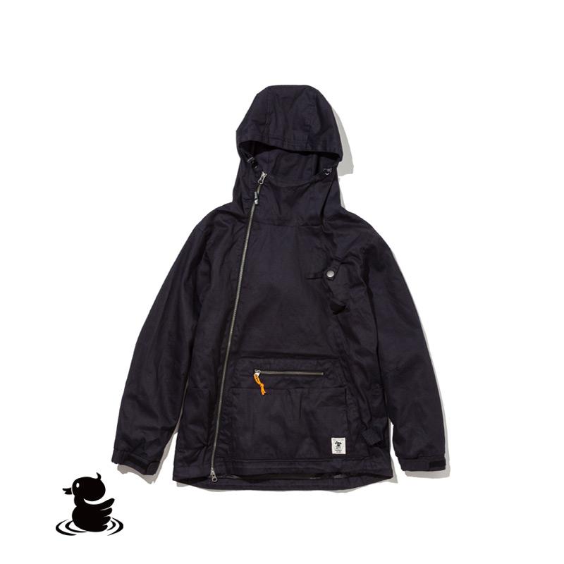 HIASOBI CAMPER JACKET(BLACK)