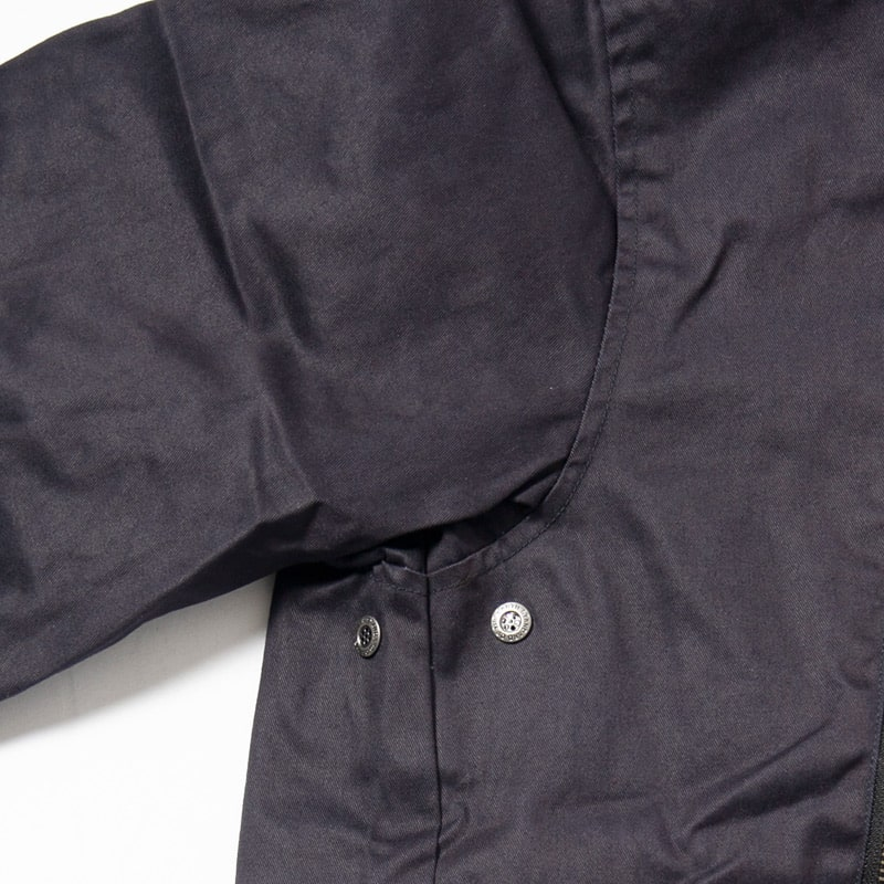 HIASOBI CAMPER JACKET(BLACK)