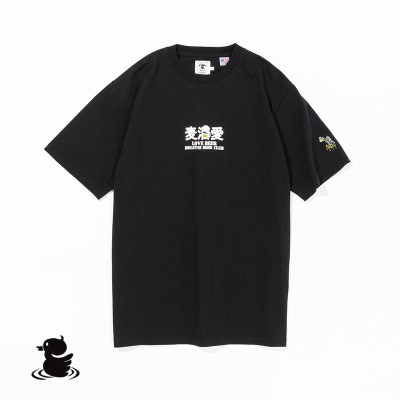MUGISHU- AI  S/S TEE(BLACK)
