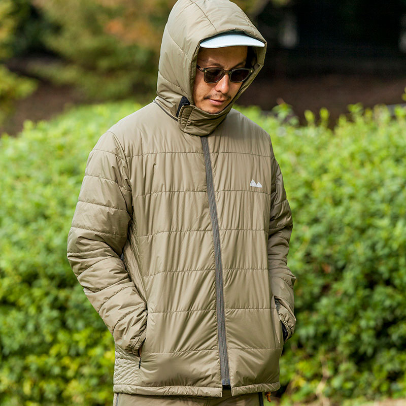 THERMO-NE-NIGHT JACKET (OLIVE)