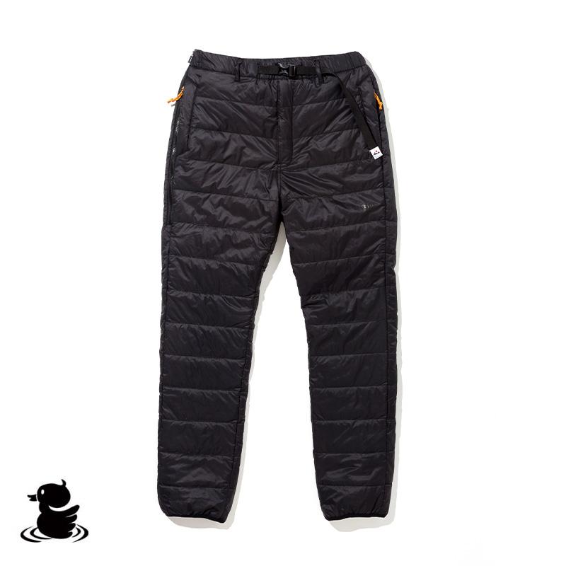 THERMO-NE-NIGHT PANTS (BLACK)
