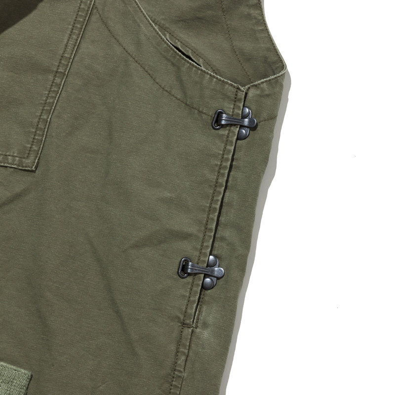 BRENDS FARMER TROUSERS(OLIVE)