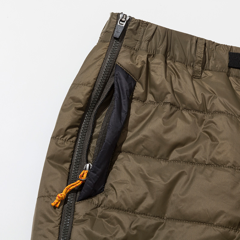 THERMO-NE-NIGHT PANTS (CAMEL)