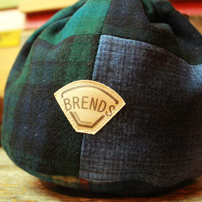 BRENDS HOF PURSE 〜REPANEL〜(PENDLETON)