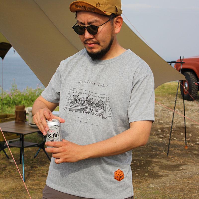 BCG BANSAN TEE(WHITE)