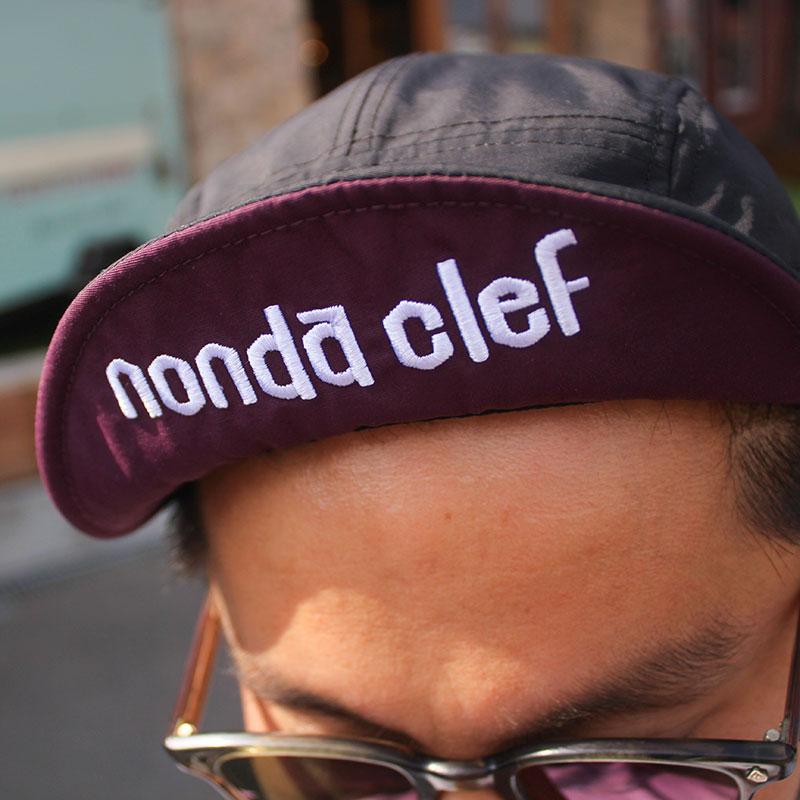 NONDA CLEF CAP(BEIGE)