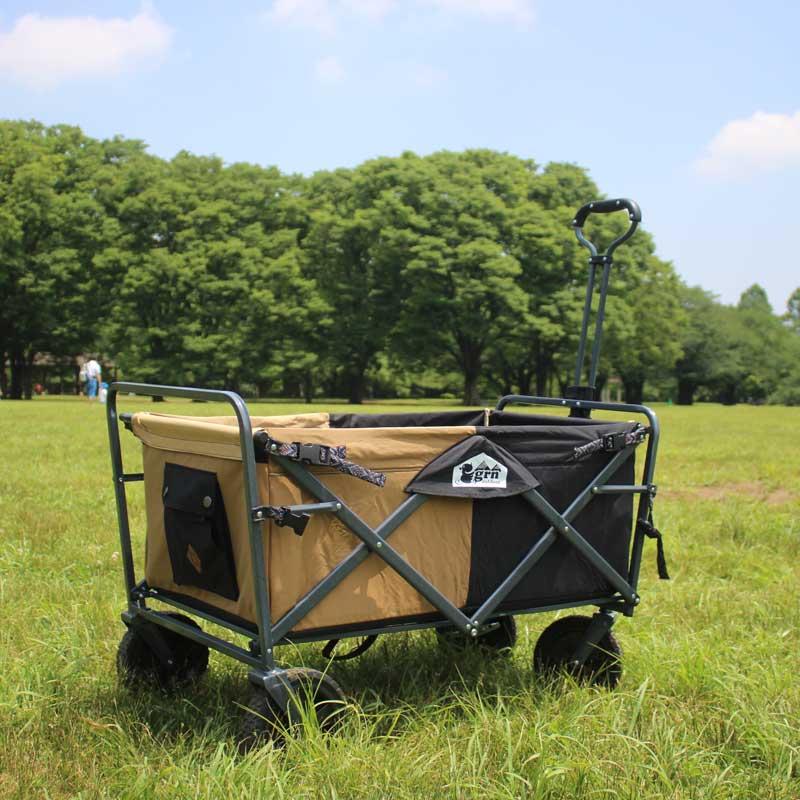 60/40 Cloth All-Land Carry Wagon(BLACK)
