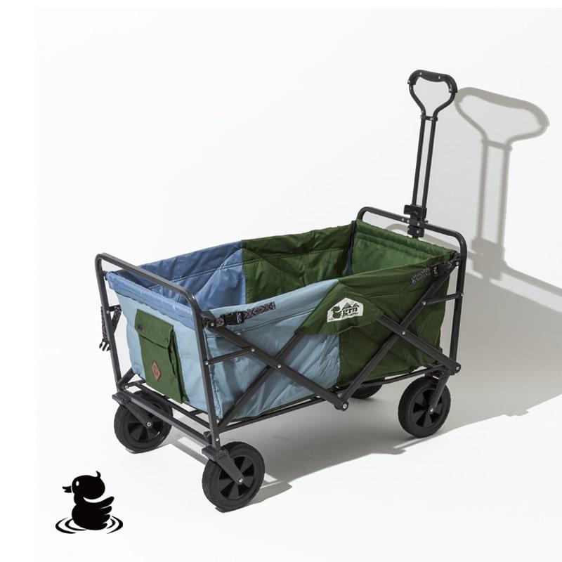 60/40Cloth All-Land CarryWagon (GREEN)