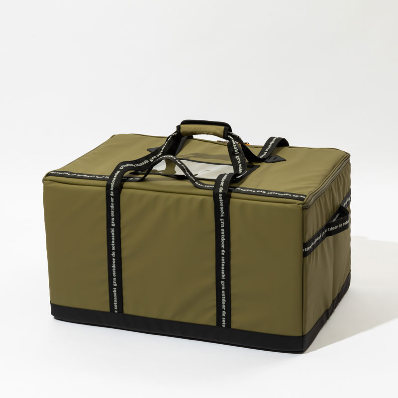 TETRIS SOFT CONTAINER XL(OLIVE)