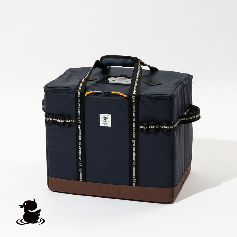 TETRIS SOFT CONTAINER L(NAVY)