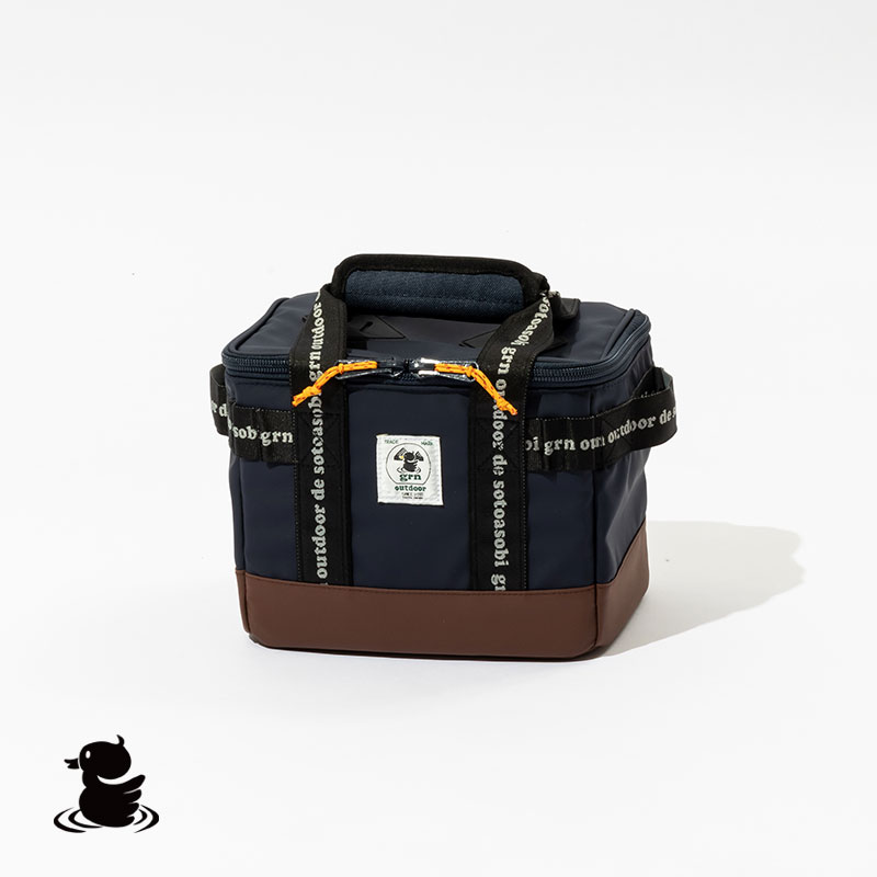 TETRIS SOFT CONTAINER S(NAVY)