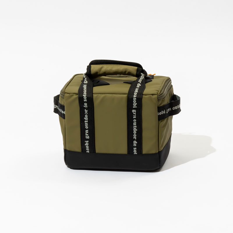 TETRIS SOFT CONTAINER S(OLIVE)