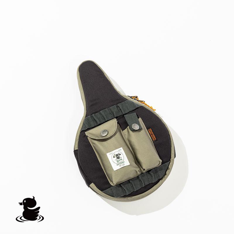 HIASOBI CAMPER SKILLET 6.5(BLACK)