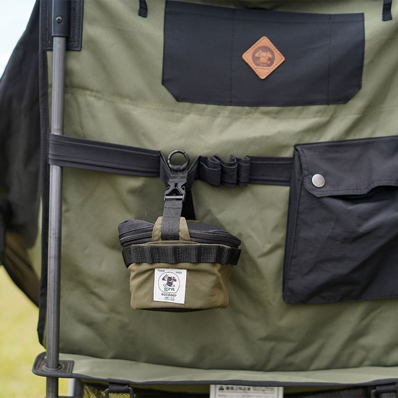 SIERRA CUP CASE(OLIVE)