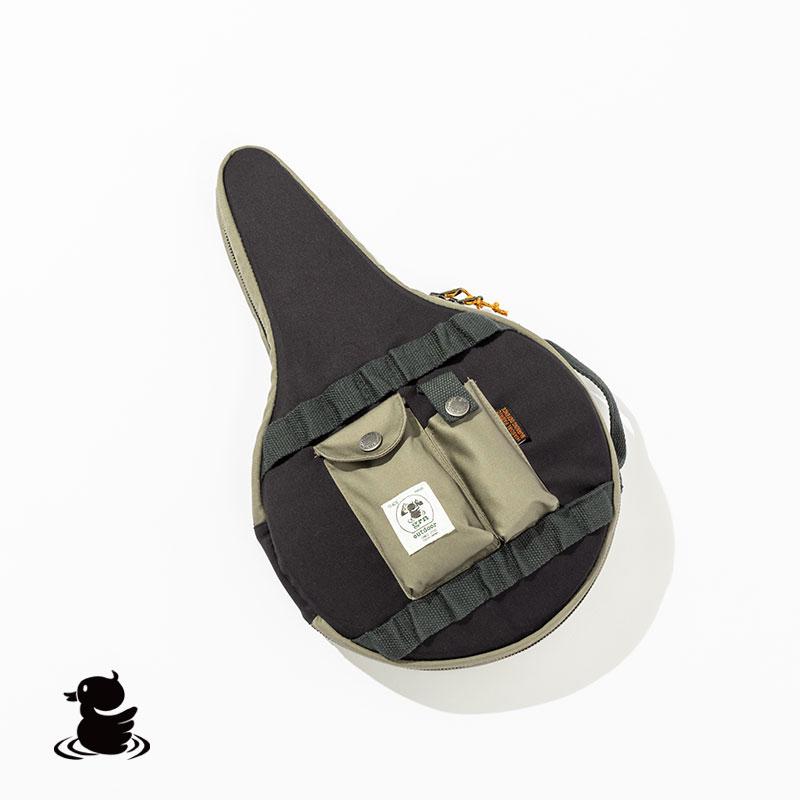 HIASOBI CAMPER SKILLET 8(BLACK)