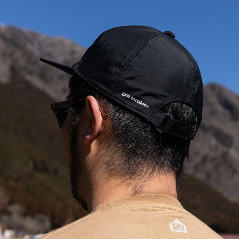 SOTOASOBI MOUNTAIN CAP(BLACK)