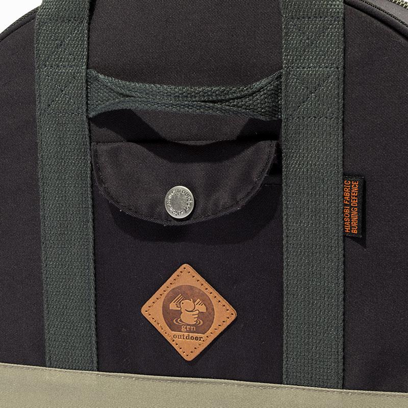 HIASOBI CAMPER DUTCH 10(BLACK)
