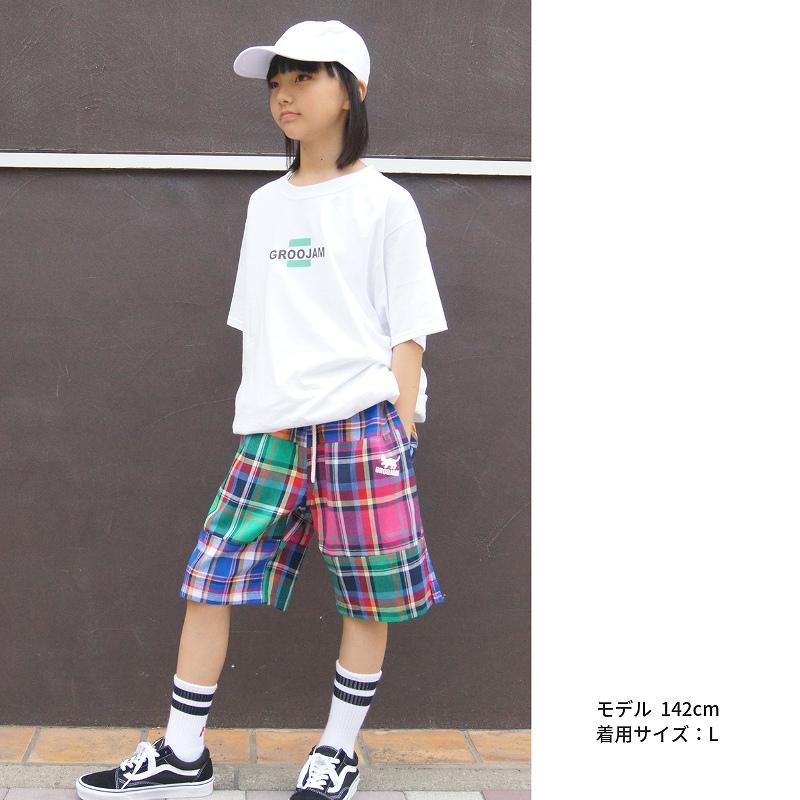 【SALE70%off】マドラス チェック柄ハーフパンツ