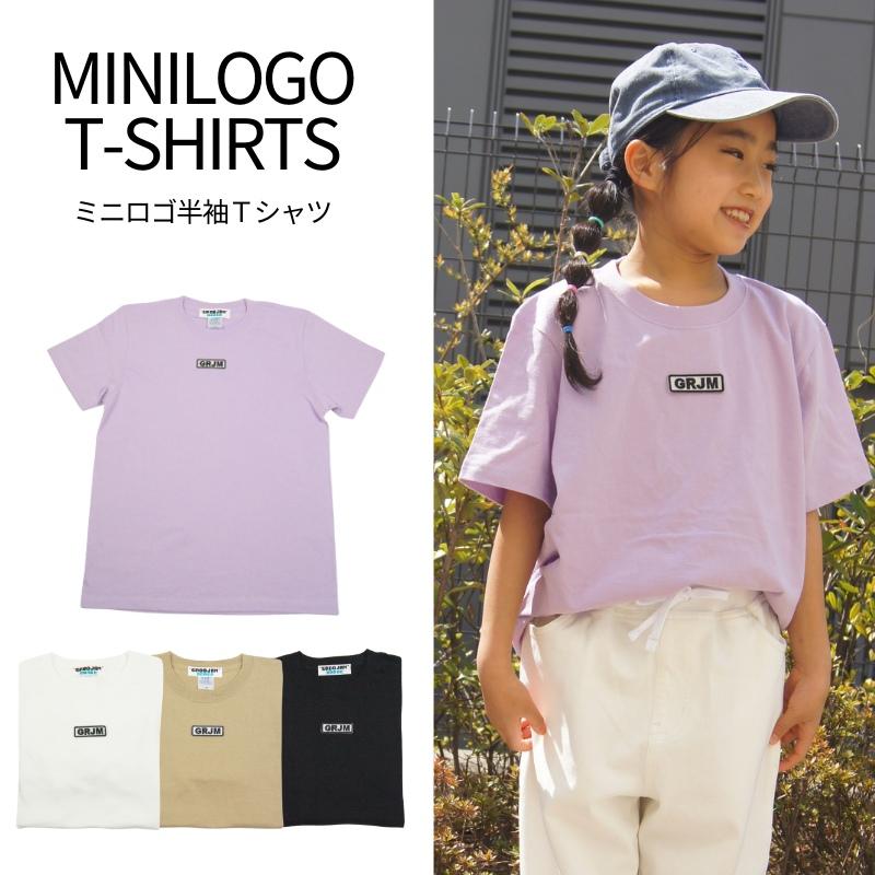 ミニロゴ半袖Tシャツ