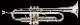 【1本限定特価!】V.Bach(バック) Commercial(コマーシャル)トランペット・銀メッキ MLボア LT190S1B