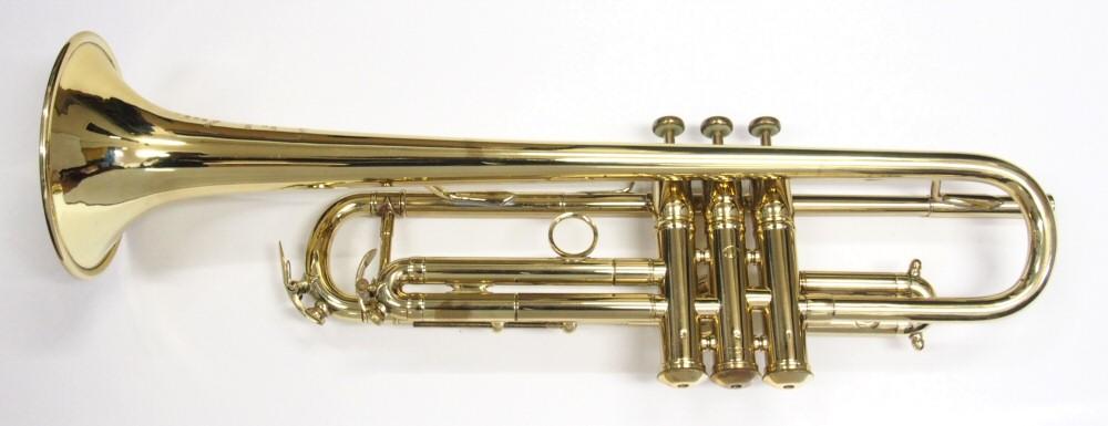 【ヴィンテージ】 F.Besson(ベッソン) B♭トランペット Brevete