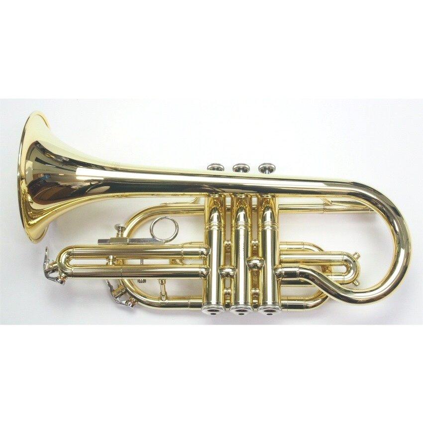 【中古・値下げ!】 Carol Brass(キャロルブラス) B♭コルネット N2000CL